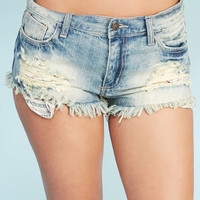 American Beauty Cutoff Shorts | Wet Seal