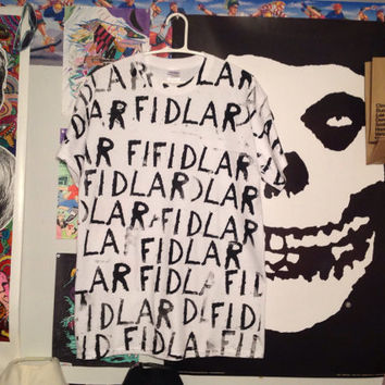 Custom All Over Print FIDLAR Album T Shirt