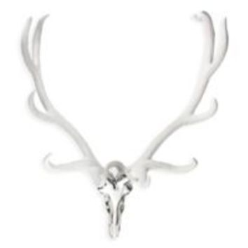 Cheyenne Deer | Fauxidermy | Mirrors & Wall Decor | Decor | Z Gallerie