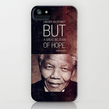 Hope - for iphone iPhone & iPod Case by Simone Morana Cyla