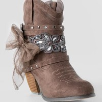 Stash Embellished Bootie