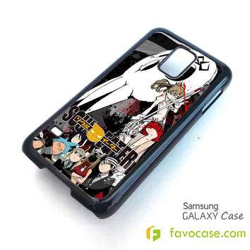 SOUL EATER Samsung Galaxy S2 S3 S4 S5, Mini, Note, Tab Case Cover