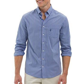 The Cypress Prep-Formance Button Down in Shade by Johnnie-O