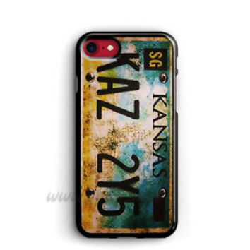 Supernatural iPhone Cases License Plate Samsung Galaxy Phone Cases iPod cover