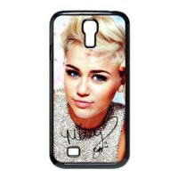 Hot Sale Miley Cyrus Design Cover High Quality Case For Samsung Galaxy S4 I9500 s4-92037