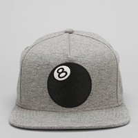 Stussy 8-Ball Jersey Snapback Hat - Urban Outfitters
