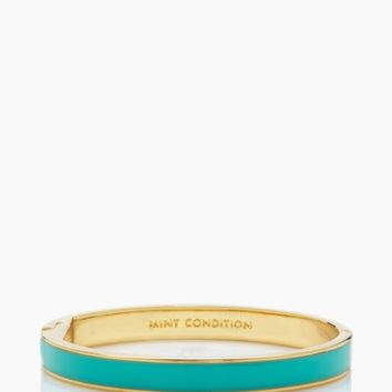 mint condition idiom bangle