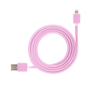 USB Cable for iPhone - Pink