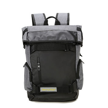 Korean Men Backpack Travel Bags [6542346563]