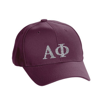 Alpha Phi // Choose Your Colors // Sorority Hat
