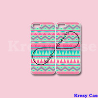 Infinity Best Friends iPhone 5 case, Best Friend iPhone 4 case, Cute iphone case, infinity iPhone case