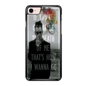 Brendon Urie Panic At The Disco 2 iPhone 7 Case