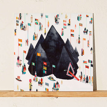Young The Giant - Home Of The Strange LP - Urban Outfitters