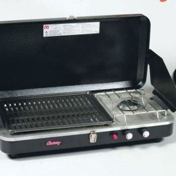 ICIKU7Q Century Matchless Cook and Grill Stove