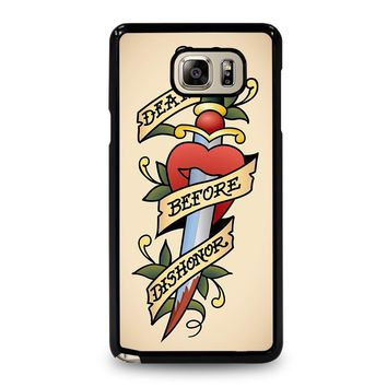 SAILOR JERRY TATTOO Samsung Galaxy Note 5 Case