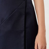 Haute Rogue Amelia Mini Wrap Skirt | Urban Outfitters