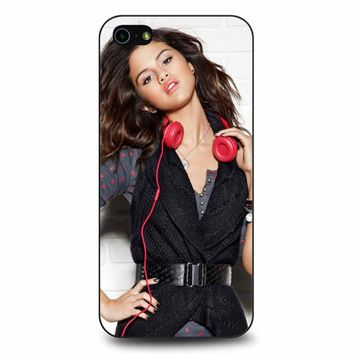Selena Gomez 2 iPhone 5/5s/SE Case
