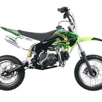 Dirt bike 125cc Manual Clutch