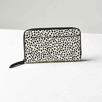 Status Anxiety Delilah Calf Hair Wallet - Urban Outfitters