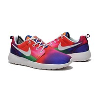 "Love Q333 ""NIKE"" Women Men Running Sport Casual Shoes Sneakers"