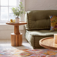 Sierra Wooden Side Table | Urban Outfitters