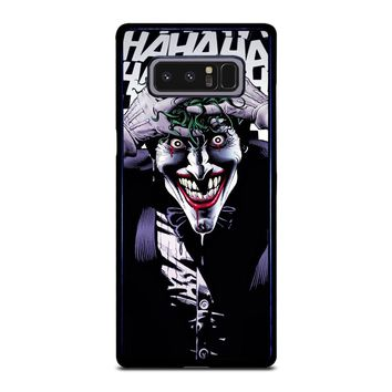 BATMAN THE KILLING JOKE Samsung Galaxy Note 8 Case