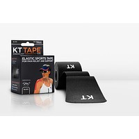 KT TAPE 10 Inch Precut Cotton Kinesiology Therapeutic Tape