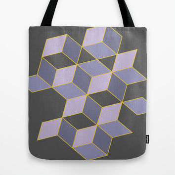 Off Color Tote Bag by DuckyB (Brandi)