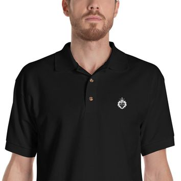 Aperture Lifestyle Embroidered Polo Shirt