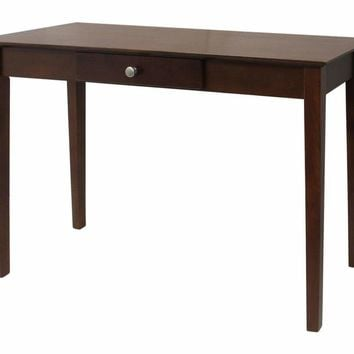 Rochester One Drawer Console Table By Winsome Wood