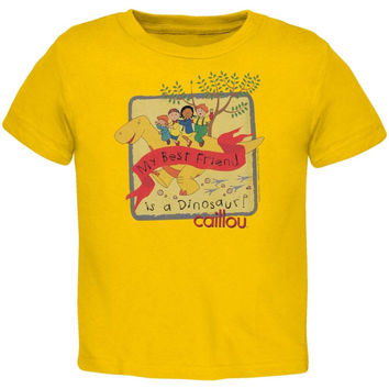 Caillou - Best Friend Toddler T-Shirt