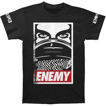 Emmure Men's  Disobey T-shirt Black