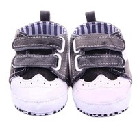 Infant Toddler First Walkers Canvas Shoes Sneaker Soft Bottom Kids shoes for boys chil