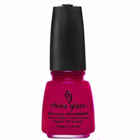 China Glaze - Polish Fuchsia Fanatic 0.5 oz - #80742