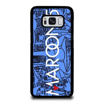 MAROON 5 3 Adam Levine Samsung Galaxy S8 Case Cover