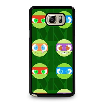 TEENAGE MUTANT NINJA TURTLES BABIES TMNT Samsung Galaxy Note 5 Case Cover