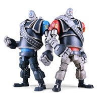 Team Fortress 2 1/6 Scale Machine Heavy Figure - Red