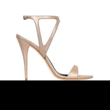 Narciso Rodriguez Carolyn Sandal - Rose Gold