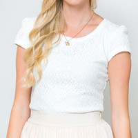 Blanca Lace Blouse