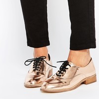 New Look Lace Up Brogue Shoes