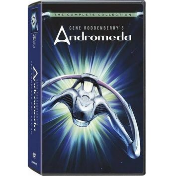 Andromeda Complete Series on DVD