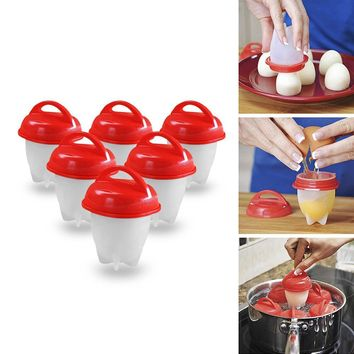 6 Piece Hard Boiled Egg Maker