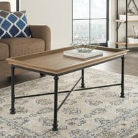Better Homes and Gardens River Crest Coffee Table - Walmart.com