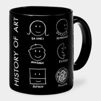History of Art Mug | MoMA Store