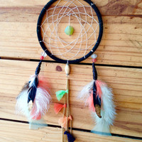 "Boho custom 5"" dream catcher decor"