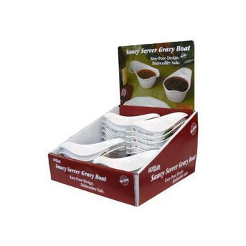 Saucy Server Gravy Boat Counter Display