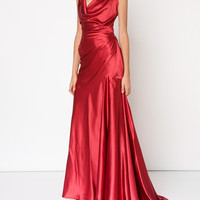 Vivienne Westwood | Draped Gown