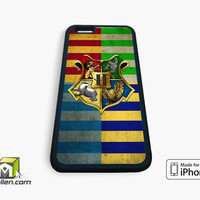 Harry Potter Hogwarts Crest Sigil iPhone Case 4, 4s, 5, 5s, 5c, 6 and 6 plus by Avallen