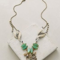 Mountain Melody Necklace by Jill Schwartz Mint One Size Necklaces