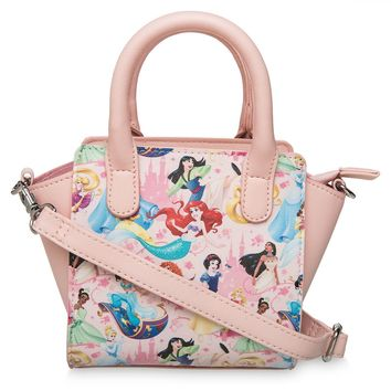 Disney Parks Princess Crossbody Small Handbag New with Tag